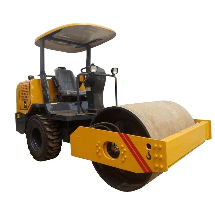 CE Approved Diesel Engine Single Drum LTS208H Vibration Road Roller Compactor