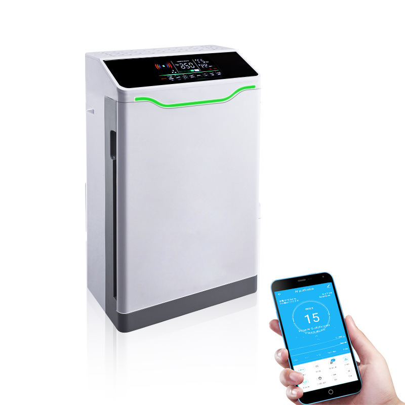 korea ion importer humidifier with ionizer and uv use small room pm25 office filter hepa design cleaner best air purifier