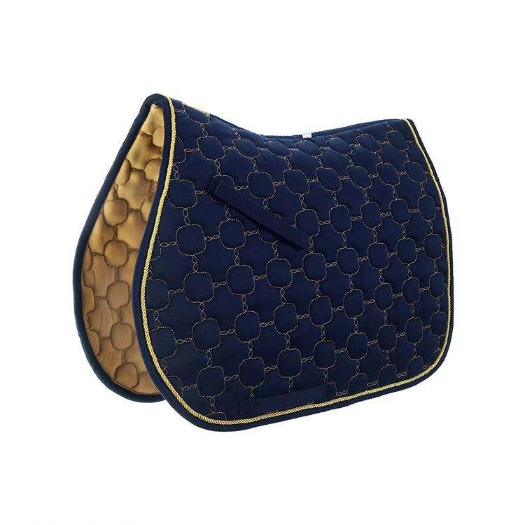 High Quality Wool Top Western Saddle Pad Felt Center From India