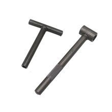 2 Pcs Motorcycle Engine Valve Screw Square Hexagonal Hole Tool Repair Wrench Clearance Adjusting Spanner