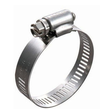 stainless steel 304 316 American worm type Clamp