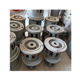 hook shot blasting machine used abrator spare parts impeller
