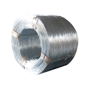 Factory Binding Wire Electro/Hot Dipped Galvanized Iron Wire Roll