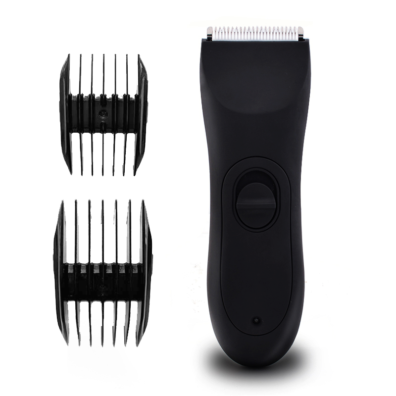 Hair groomer hair removal electric men body manscaping trimmer