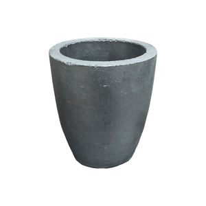 Sic Silicon Carbide Graphite Crucibles for copper aluminum melting