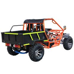 Adult  kart farmer car all-terrain 4 wheeler large ATV that can carry things