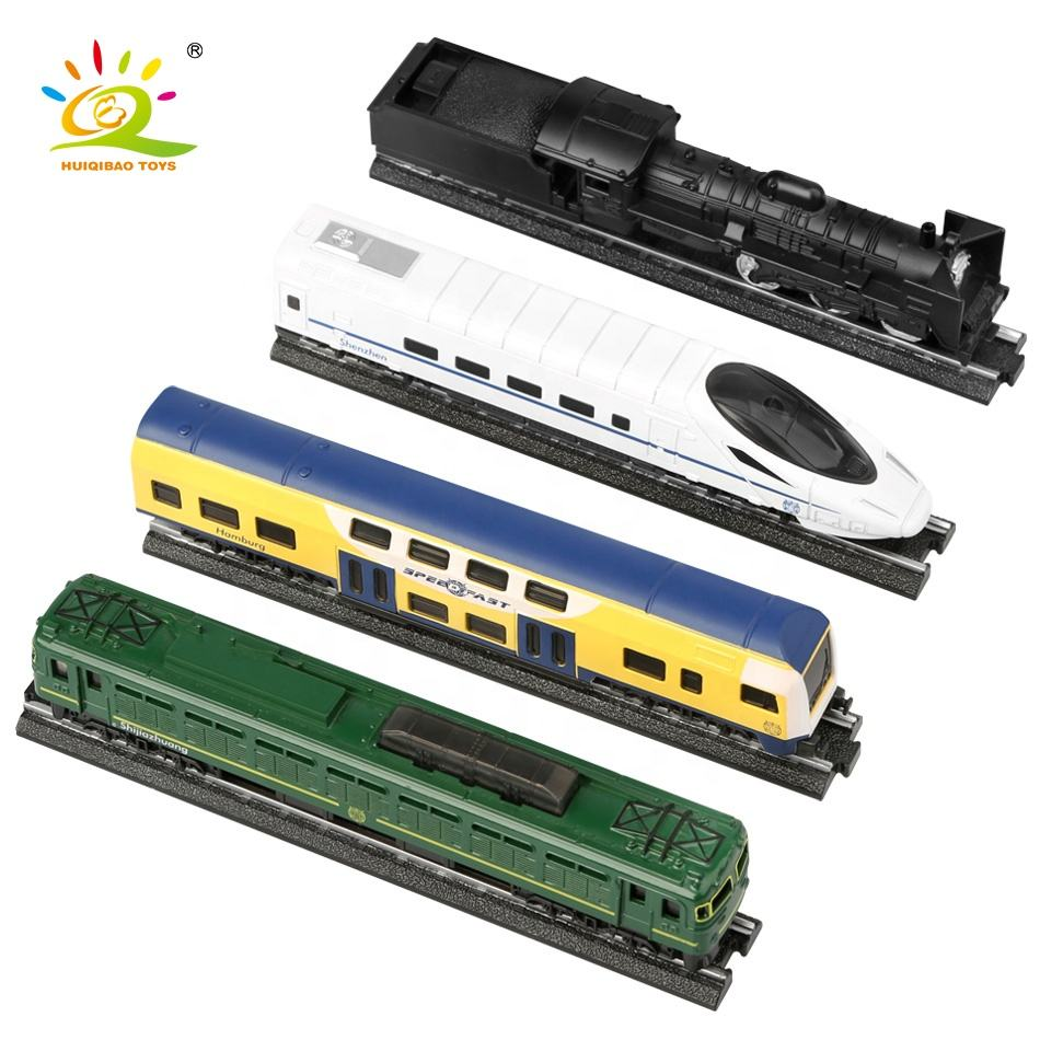 2019 падение сопротивление трек металлические шины технология модель сплава автомобиля игрушка поезд