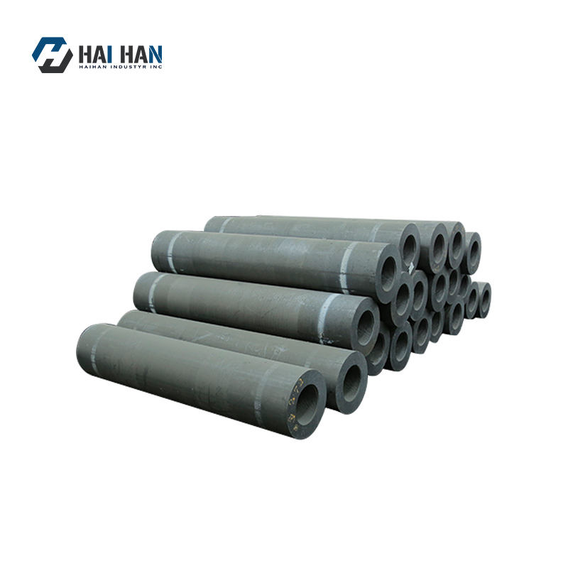 China supplier graphite electrode uhp with nipples For Sales Low Price