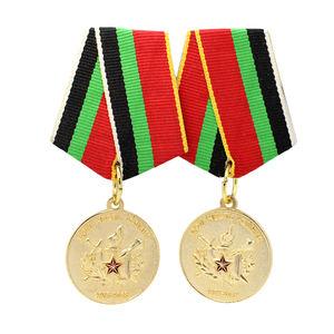 싼 Custom 3D Plating Metal 상 군 Medal 의 명예