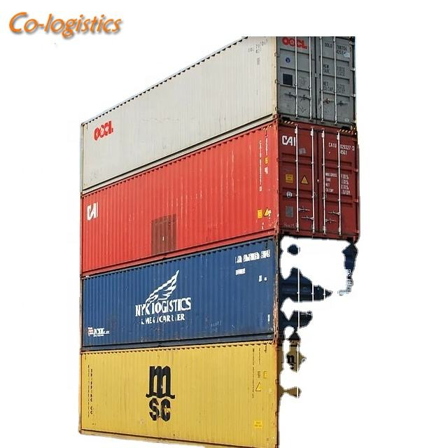 COSCO MSK MSC APL CMA OOCL HML YML NYK Sử Dụng Thứ Hai Container Cho Bán 20GP 40GP