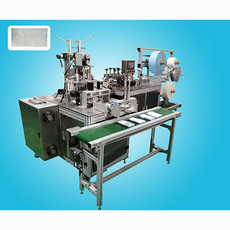 Factory hot sale disposable mask making machine nonwoven cheap face non woven