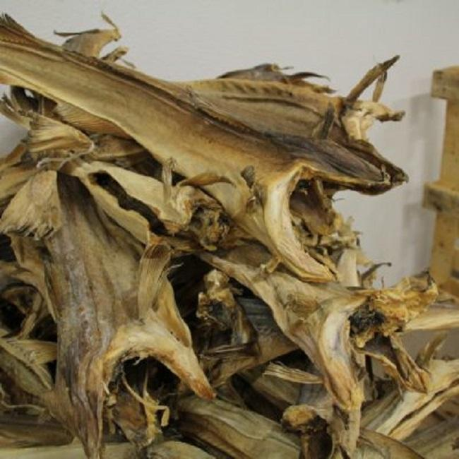 Bulk Dried Whole Stock Fish Affordable Price / Dry Stock Fish Head / Dried Salted Cod