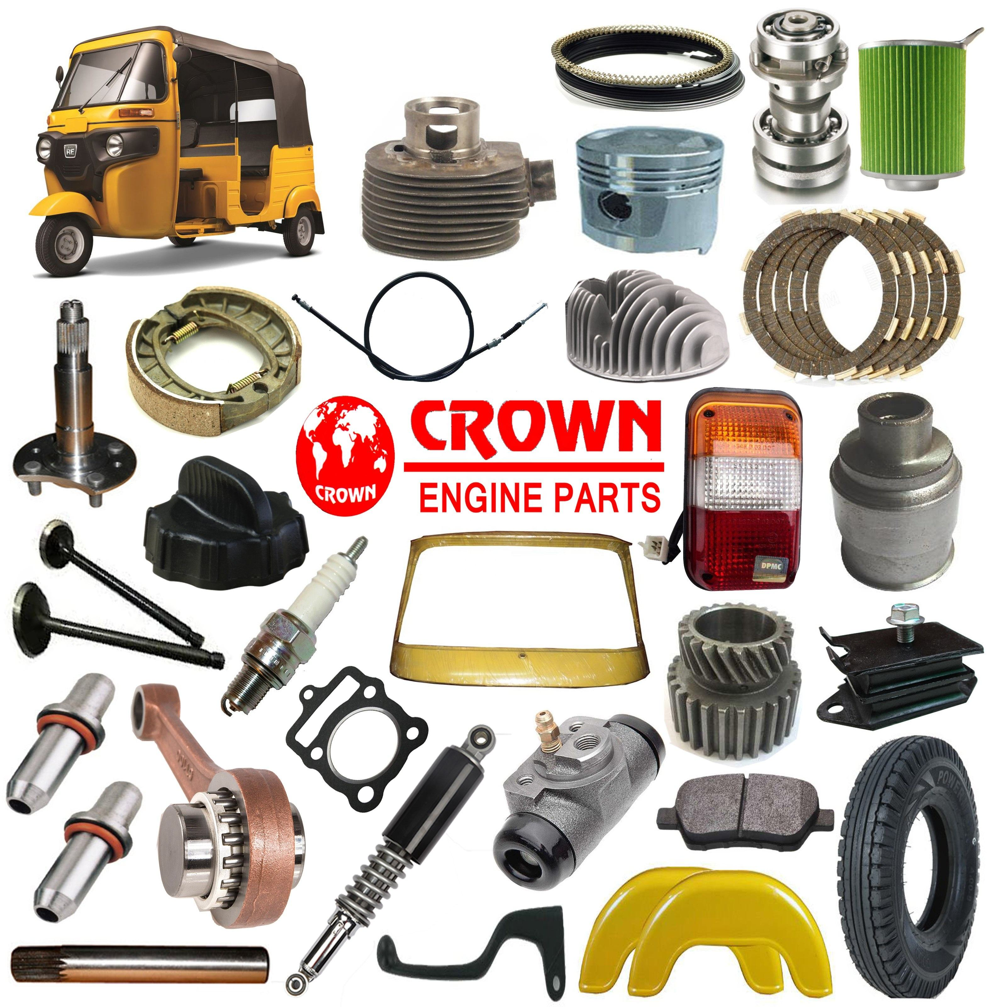 AN111037 ASSLY CDI_RE CARGO CNG bajaj tuk tuk three wheeler spare parts