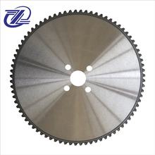 High Speed Cutting Circular Saw Blade For Cutting Solid Metal