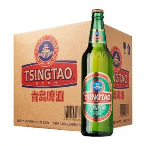 <span class=keywords><strong>Bia</strong></span> Tsingtao 330Ml