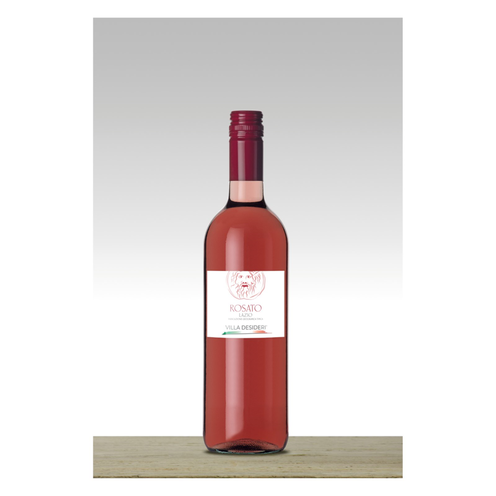 Best Quality Italian Pink Wine 750ml Glass Bottle - Italian Rose Wine