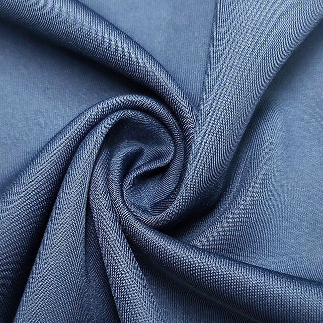 POLYESTER/SPANDEX RECYCLE STRETCH FABRIC FOR TRACKSUIT, LEGGINGS, YOGA OUTFIT, MADE IN KOREA