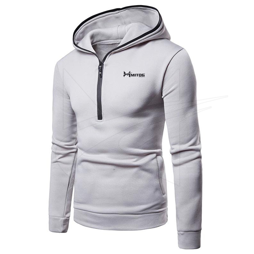 Outdoor Wear Men Hoodie Design Your Own Logo Plain Blank Hoodie For Men Cotton Polyester Hoodie