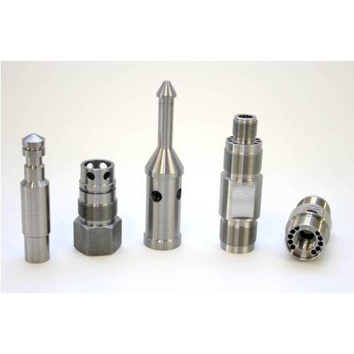 CNC Turned Components Cnc Machines & Lathe Machine