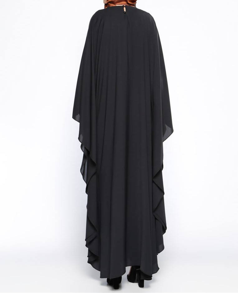 Wholesale Custom Design Available Ladies Abaya With OEM Services