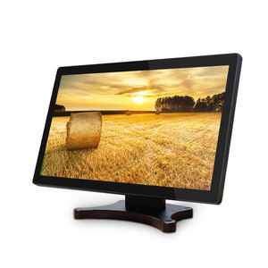 Mobile Cheap Price 23.6 Inch Touch Screen Monitors with Java Apps Games