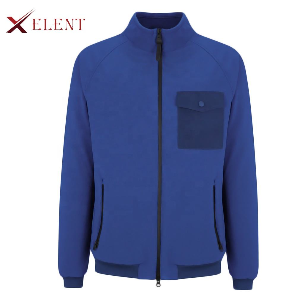 Brand name mens clothing winter coats cheap bomber jacket