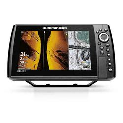 WHOLESALE FOR NEW Humminbird HELIX 12 CHIRP MEGA SI Fishfinder/GPS Combo G3N w/Transducer