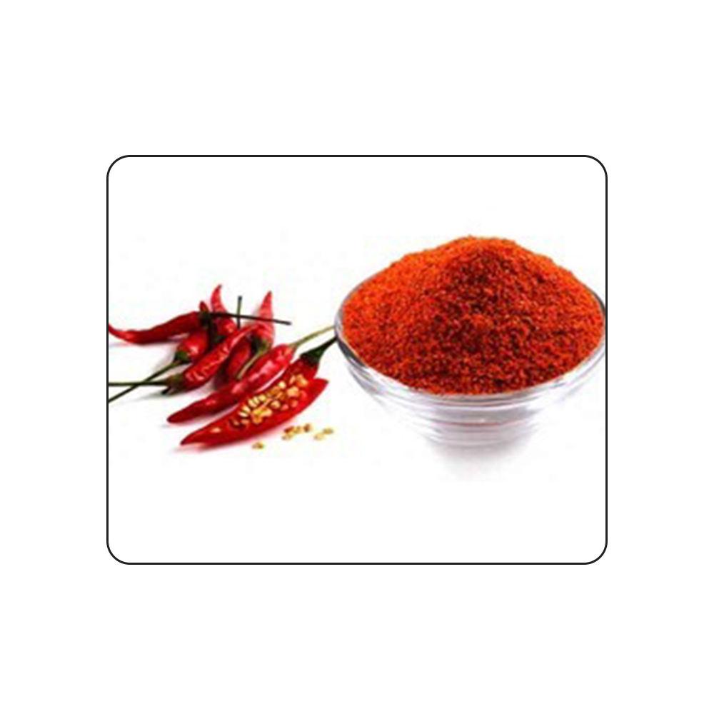 Calidad Superior rojo seco con tallo pimienta de chile en polvo