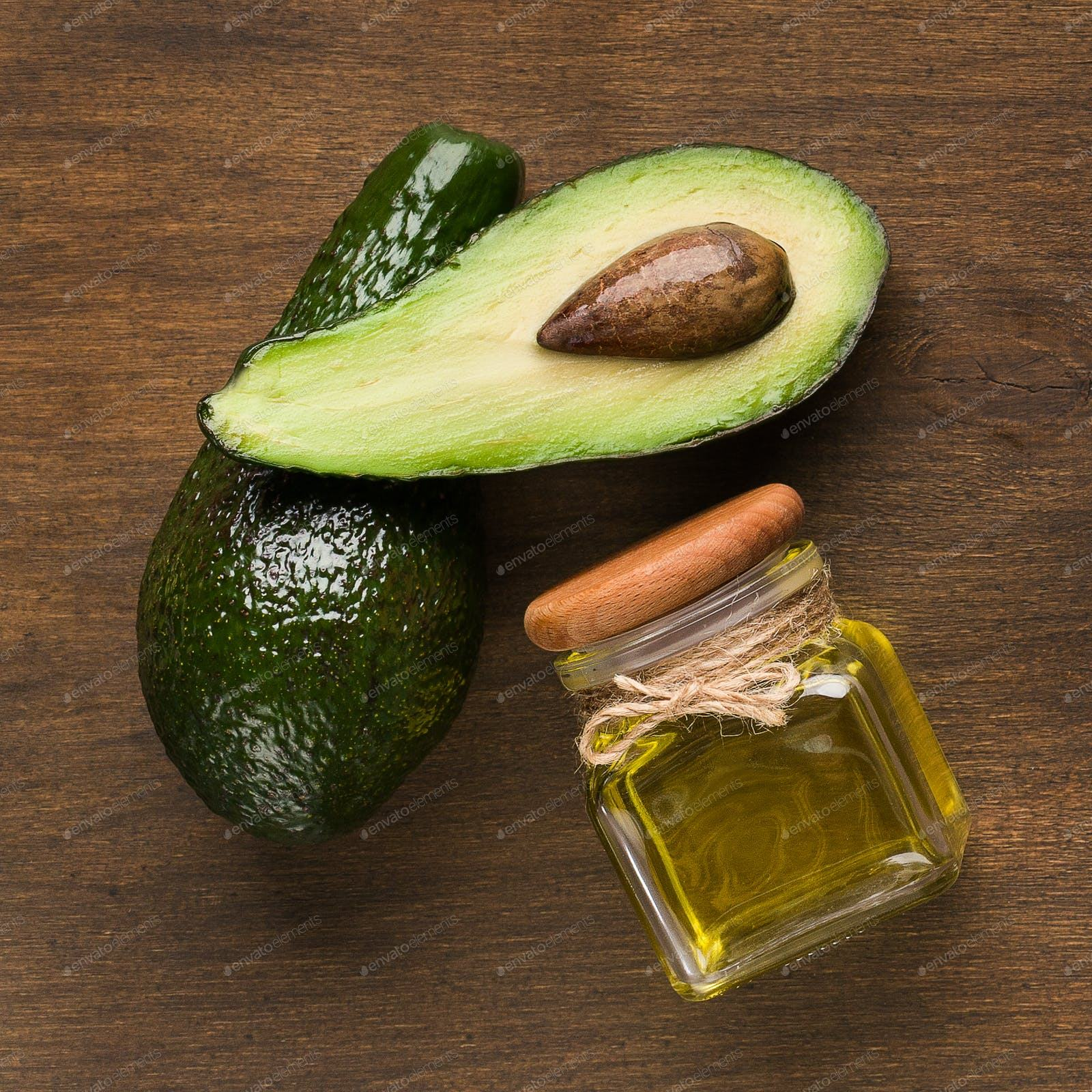 Custom Packaging Pure Avocado Oil