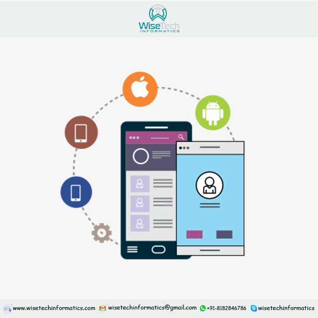 Mobile App Development, App Development Company, Android App Development Services