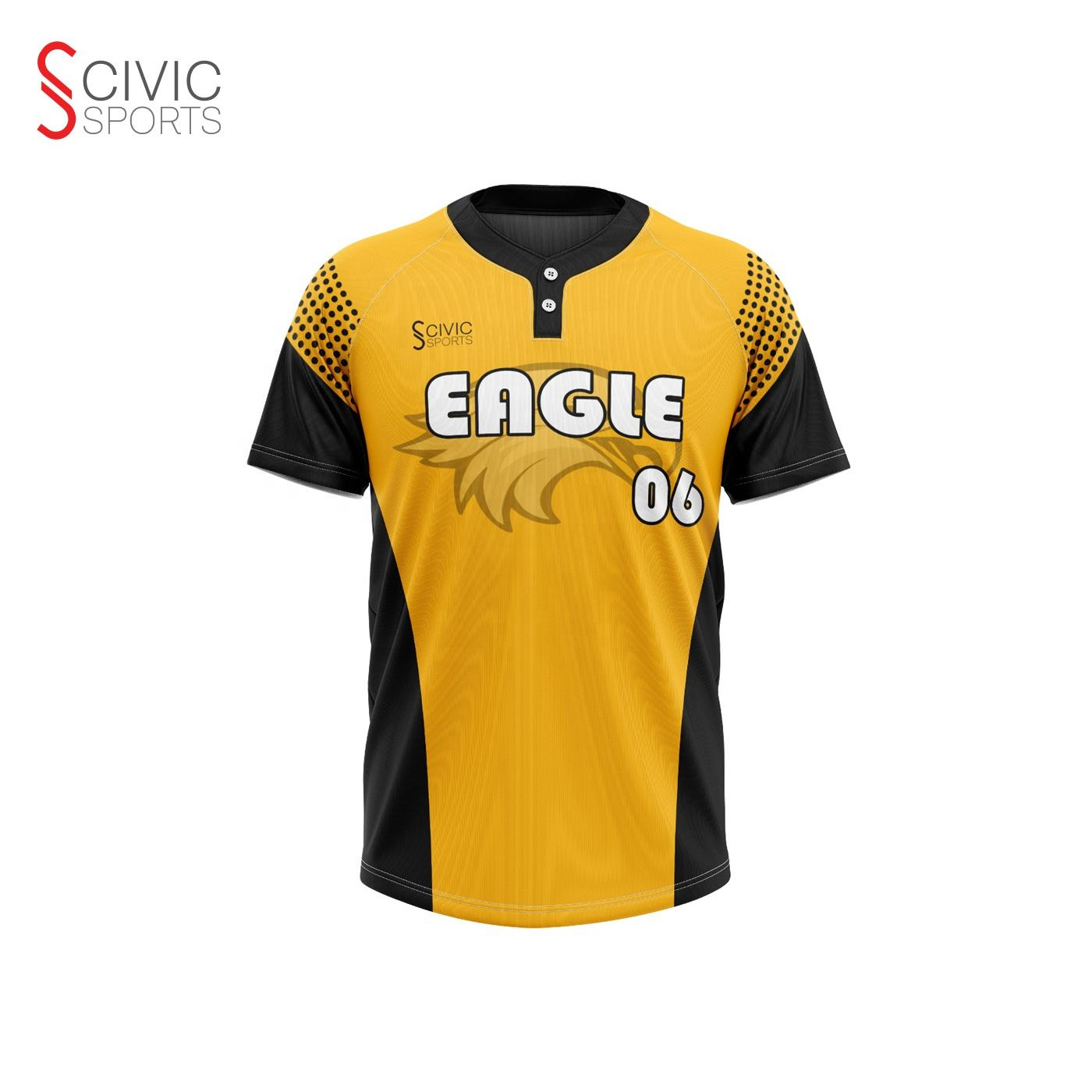 custom sublimated softball uniform,unisex softball jersey