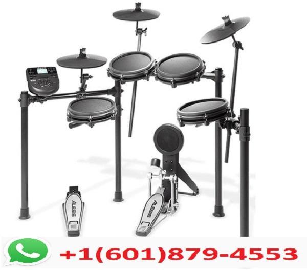 HOT! Alesis Nitro Mesh Electronic Drum Kit