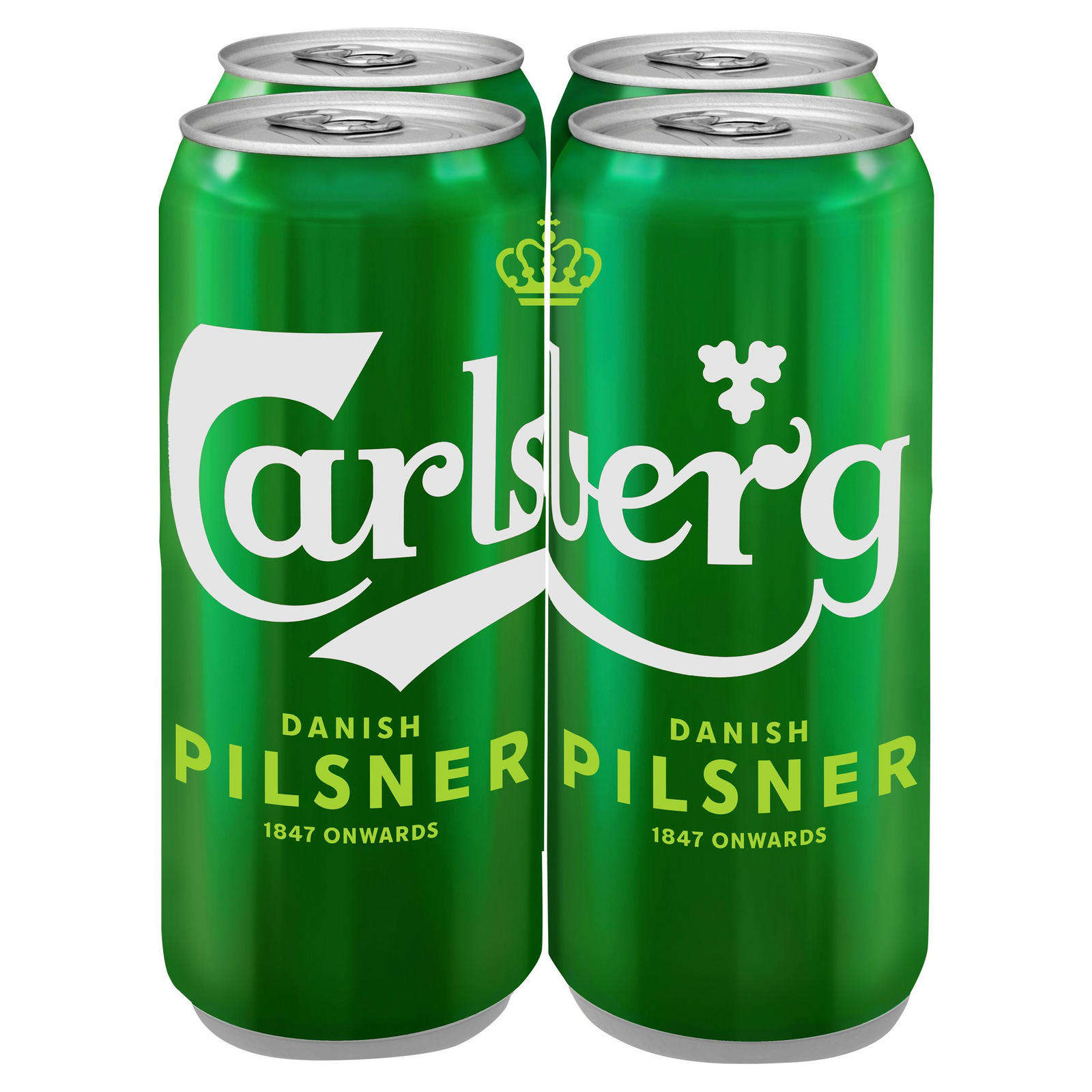 Buy Carlsberg Green Beer 4.8% Alc online