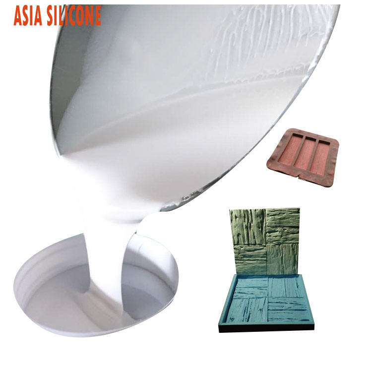 20 shore A Taiwan Low Price Manufacturer RTV 2 Liquid Silicone Rubber for mold making