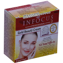INFOCUS GOLD  BEAUTY CREAM (ORIGINAL)