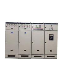 Metal clad switchgear electrical distribution panel motive electricity cabinet