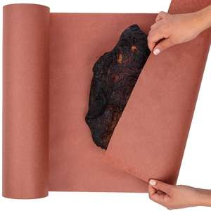 Fulton Biodegradable Waterproof Pink Butcher Paper Roll
