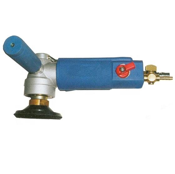 Portable Practica Pneumatic Products Eccentric Pneumatic Polishing Machine 152mm Pneumatic Sanding Machine Hand-held Sandpaper Grinding Machine Hand Tools Industrial