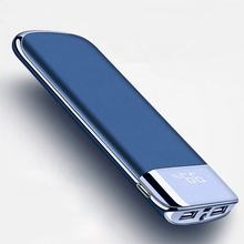 ultra slim 20000mah power banks portable mobile charger power bank