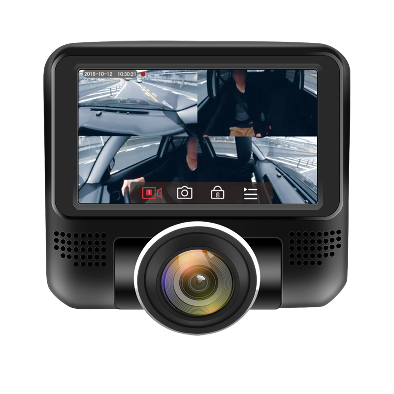 Heiße Neue Produkt Ähnliche Xiaomi Smart Dash <span class=keywords><strong>Kamera</strong></span> hd japan 3 Zoll 360 Grad Panorama Auto DVR 1080P Video recorder Dashcam