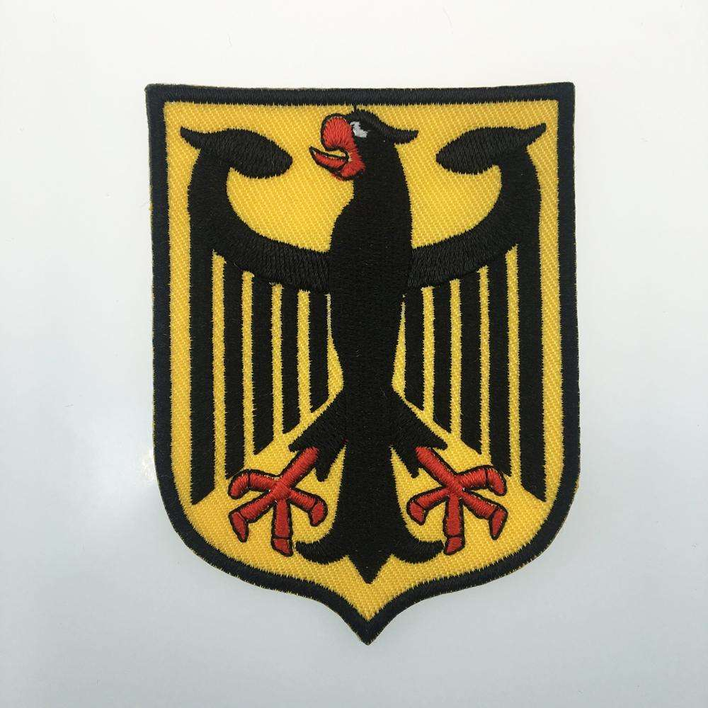 German Eagle Embroidery Military Patch