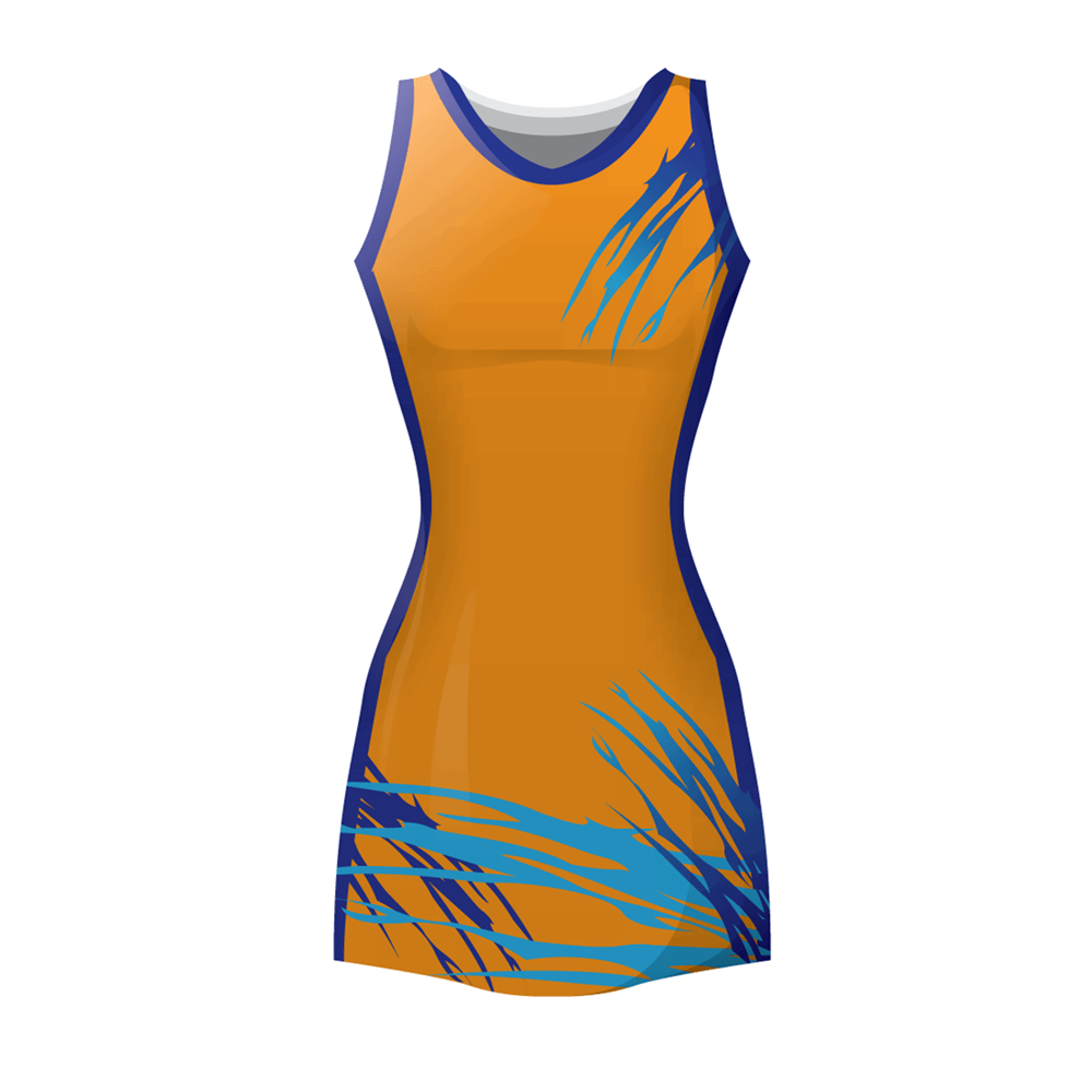 girls netball dress uniforms, ladies tennis dress garments,sublimation dresses