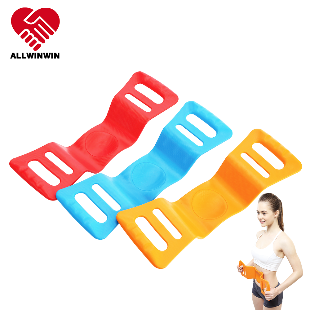 Allwinwin DTM12 Deep Tissue Massage Tool - Abdominal Board Ab Handheld Hand Held Trigger Point