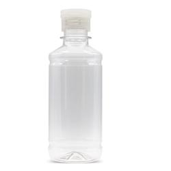 Top Class 8 oz Plastic Bottles With Flip Top Cap Provide A Potent Dose Of The Highest Quality Specifically Designed