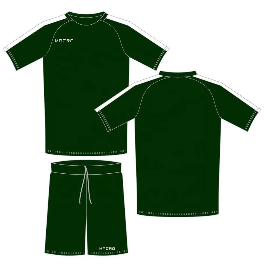 Top Quality Customized Football Kits Sublimate Soccer Uniform Soccer Shirts & Shorts
