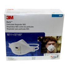 3M Particulate Respirator 8210, face surgical