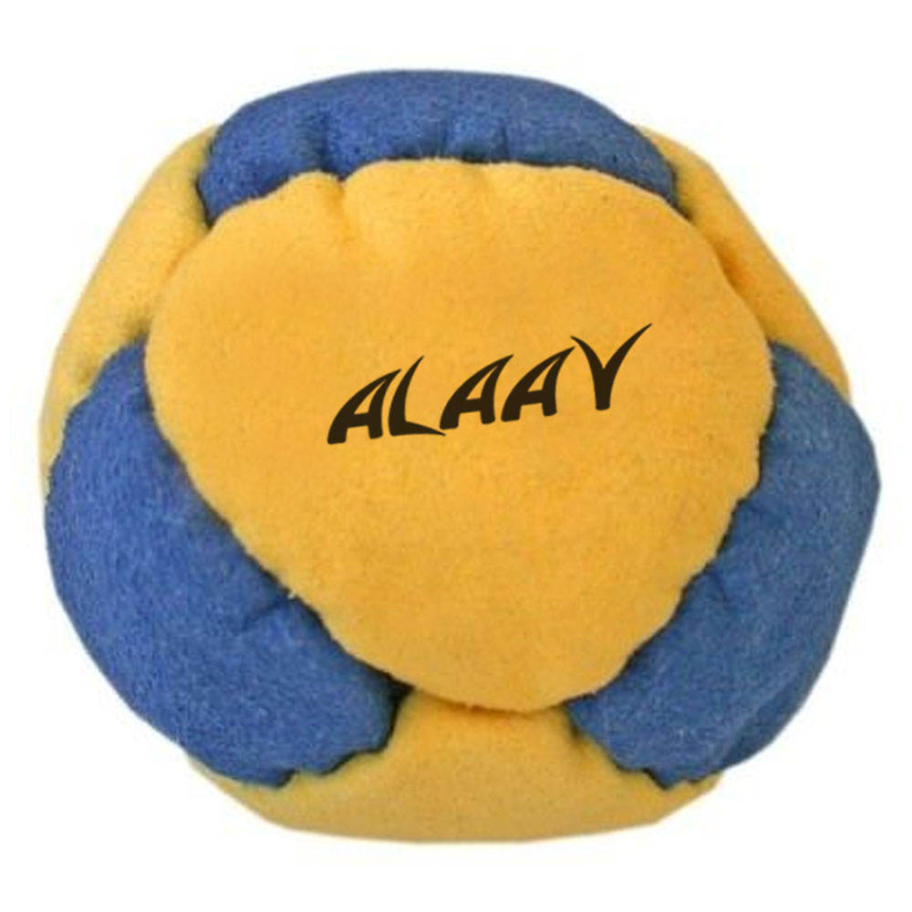 High Quality Sand Filled Synthetic Suede Hacky Sack