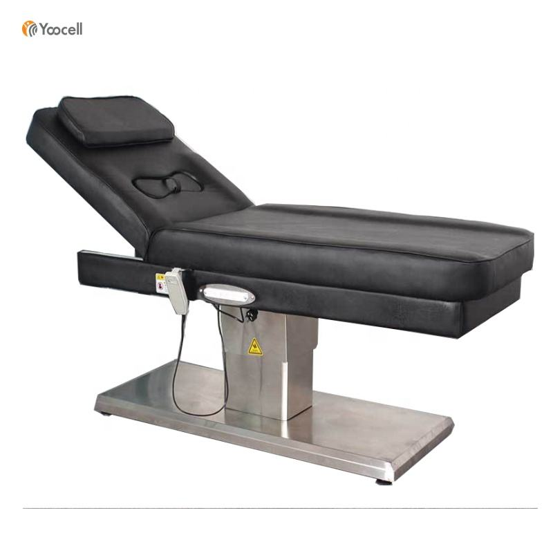 Yoocell Economical Electric Facial Massage Bed Beauty Table Salon Beauty Furniture For Sale