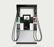 Low price gas station machine, petrol pump fuel dispensers NEW petrol station fuel dispenser