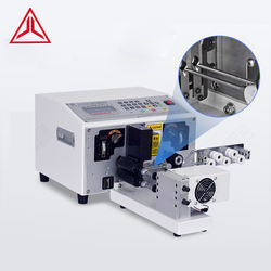 fully automatic wire stripping cutting  machine twisting device stripping cable manufacturing Equipment